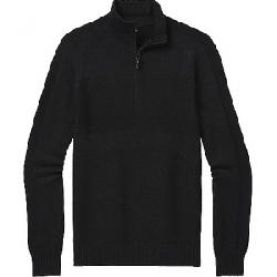 Smartwool Men's Ripple Ridge Half Zip Sweater Charcoal Heather
