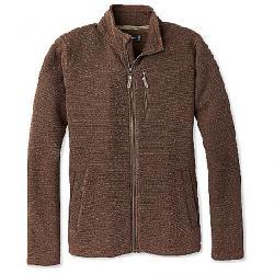 Smartwool Men's Hudson Trail Fleece Full Zip Jacket Bourbon Heather