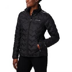 Columbia Women's Delta Ridge Down Jacket Black