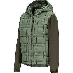 Marmot Boys' Featherless Reversible Hoody Crocodile / Rosin Green