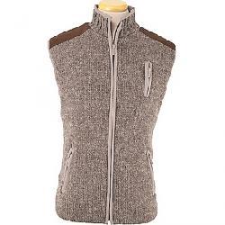 Laundromat Men's Yale Fleece Lined Vest Medium Natural