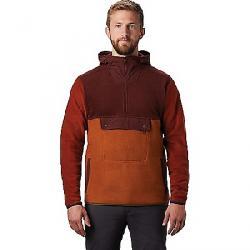 Mountain Hardwear Men's Unclassic Fleece Pullover Dark Umber
