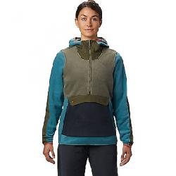 Mountain Hardwear Women's Unclassic Fleece Hoody Washed Turq