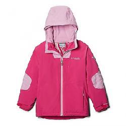Columbia Girls' Titanium Rad To The Bone II Stretch Jacket Pink Ice/Pink Clover
