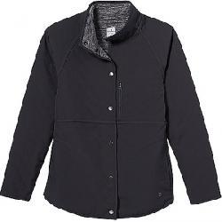 Royal Robbins Women's Shadowquilt Reversible Jacket Asphalt