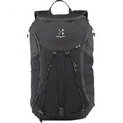 Haglofs Corker 20L Backpack True Black / True Black