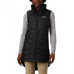Columbia Women's Heavenly Long Vest Black