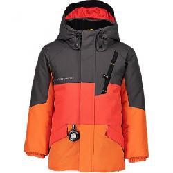Obermeyer Boy's M-Way Jacket Red