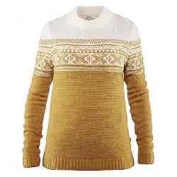 Fjallraven Women's Ovik Scandinavian Sweater Acorn