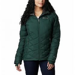 Columbia Women's Heavenly Hooded Jacket Spruce