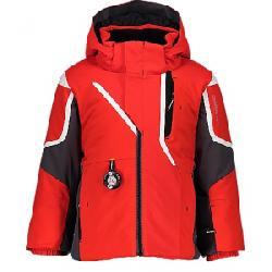 Obermeyer Boy's Formation Jacket Red