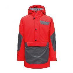 Spyder Boys' Finn Anorak Jacket Volcano