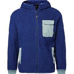 Cotopaxi Men's Cubre Hooded Full Zip Fleece Jacket Admiral