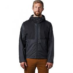 Mountain Hardwear Men's Bridgehaven Jacket Dark Storm