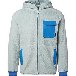 Cotopaxi Men's Cubre Hooded Full Zip Fleece Jacket Sage
