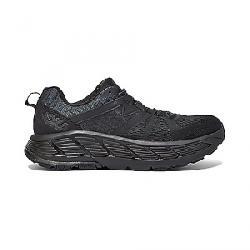 Hoka One One Women's Gaviota 2 Shoe BLACK / DARK SHADOW