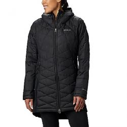 Columbia Women's Heavenly Long Hybrid Jacket Black