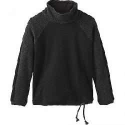 Prana Women's Lockwood Sweater Charcoal Heather