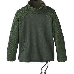 Prana Women's Lockwood Sweater Rye Green Heather