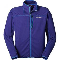 Eddie Bauer First Ascent Men's LS High Route Grid Ful Night Sky