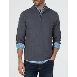 Faherty Men's Suffolk Pullover Sweater Navy