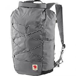 Fjallraven High Coast Rolltop 26 Backpack Shark Grey