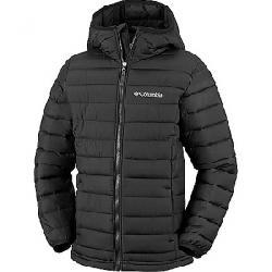 Columbia Toddlers' Boys Powder Lite Hooded Jacket Black