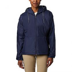 Columbia Women's Side Hill Lined Windbreaker Jacket Nocturnal