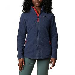 Columbia Women's Northern Reach Sherpa Full Zip Jacket Nocturnal