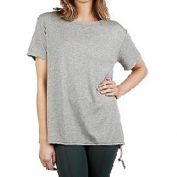 Vimmia Women's Serenity Oversized Tee Light Heather Grey