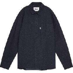 Penfield Men's Blackmer Neps Shirt Navy