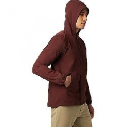 Mountain Hardwear Men's Railay Hoody Dark Umber