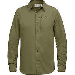 Fjallraven Men's Abisko Hike LS Shirt Savanna