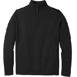 Smartwool Men's Sparwood Half Zip Sweater Charcoal Heather