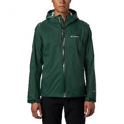 Columbia Men's EvaPOURation Jacket Rain Forest