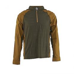 Club Ride Men's Helios Sun Shirt Dusty Olive / Tapenade