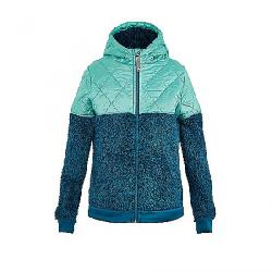 Spyder Girls' Park Hoodie Jacket Swell
