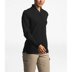 The North Face Women's Tekno Ridge Full Zip Jacket TNF Black / TNF Black