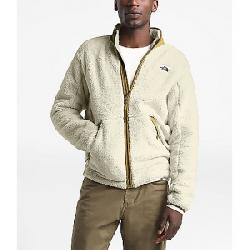 The North Face Men's Campshire Full Zip Jacket Vintage White / British Khaki