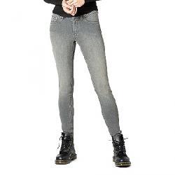 dish Women's Performance Denim Skinny Jean Grey