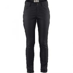 Fjallraven Women's High Coast Stretch Trouser Black