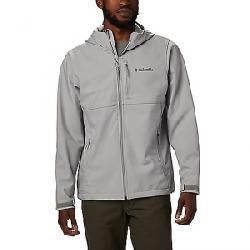 Columbia Men's Ascender Hooded Softshell Jacket Columbia Grey