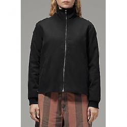 Hoodlamb Women's Side Zip Jacket Black
