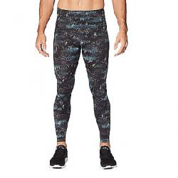 CW-X Men's Stabliyx 2.0 Joint Support Compression Tights Black / Grey