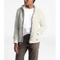 The North Face Women's Campshire Full Zip Jacket Vintage White / Dove Grey