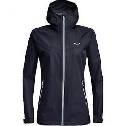 Salewa Women's Puez Aqua 3 PTX Jacket Premium Navy