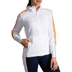 Brooks Women's Canopy Jacket White/Nectar