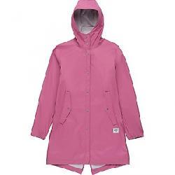 Herschel Supply Co Women's Fishtail Rain Jacket Heather Rose / Vapor