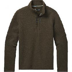 Smartwool Men's Hudson Trail Fleece Half Zip Sweater Military Olive