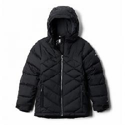 Columbia Girls' Winter Powder Quilted Jacket Black